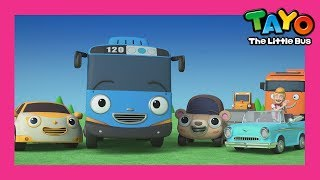 Tayo Lagu Alat-Alat Berat yang Kuat (3D BARU) l Lagu untuk anak anak l Tayo bus kecil