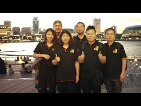 IAAPA Trade Show in Singapore 2017 | YSLocker.us
