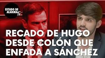 Imagen del video: El mensaje de Hugo Pereira desde Colón contra el Gobierno criminal