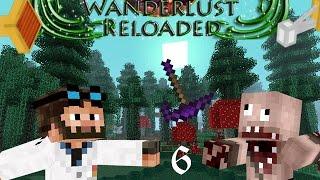 Minecraft: Wanderlust Reloaded: Fluxed Trinkets! (Part 6) (Dutch Commentary)