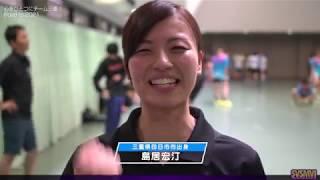 成年女子ハンドボール☆三重県 vs 愛知県〜2018国体東海予選〜