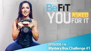 Mystery Box Fitness Challenge # 1 | You Asked For It