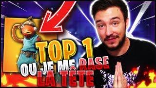 🔴 CHALLENGE 6H DE FORTNITE BATTLE ROYALE POUR 5 TOP 1 !