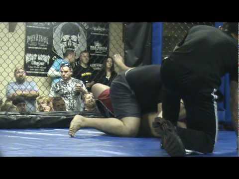 Fred Dukeman vs Matt Orcutt 618 MMA Super Heavywei...