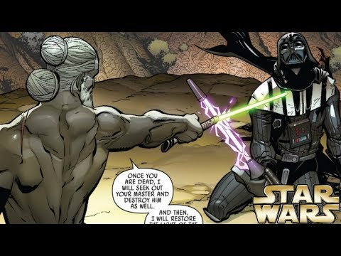 How a Jedi Master Nearly Killed Darth Vader After Revenge of the Sith – Star Wars Explained
