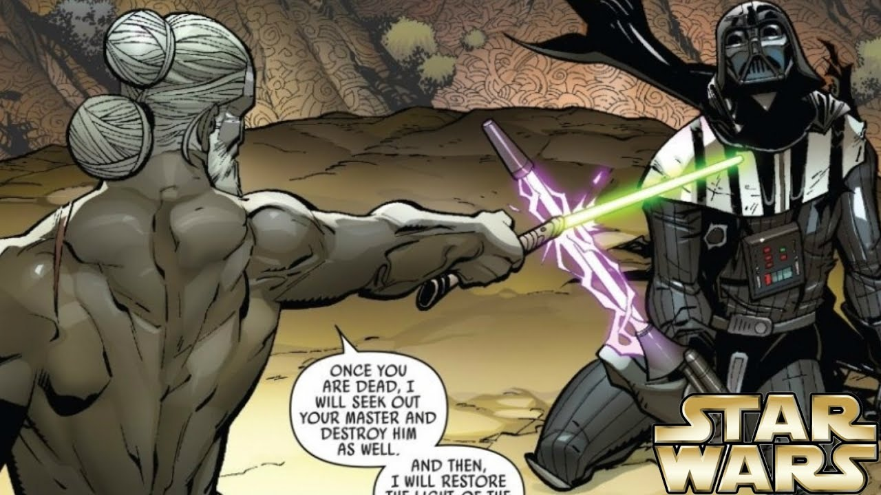 How A Jedi Master Nearly Killed Darth Vader After Revenge