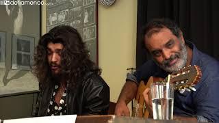Israel Fernández & Paquete, presentación Festival Flamenco de Club Café Berlín