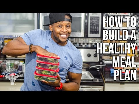 How to Build a Meal Plan! My Tips & Hints! / Construir Un Plan Alimenticio Sano