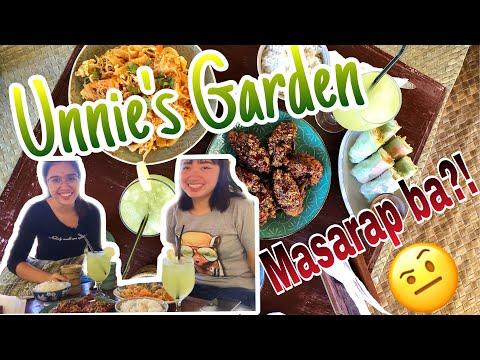 unnie's-garden-|-gubat-sorsogon-|-food-vlog-|-korean-food