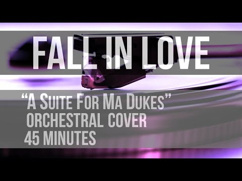 Miguel Atwood-Ferguson — Fall in Love [Orchestrated & Extended]