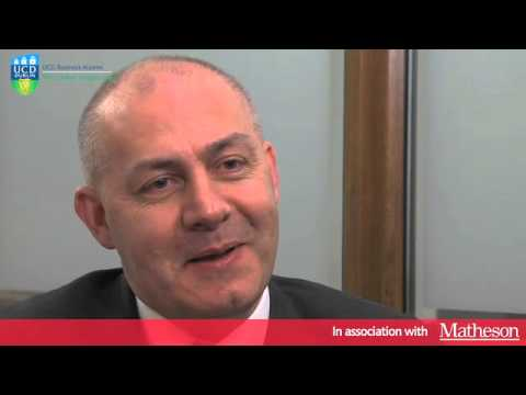 UCD/Matheson: Donal Boylan of Hong Kong Aviation Capital - Aviation Finance