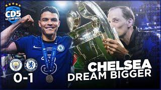 Manchester City vs Chelsea (0-1) - FINALE DE LIGUE DES CHAMPIONS - Débrief #886 - #CD5