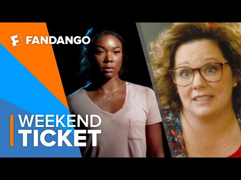 Now In Theaters: Life of the Party, Breaking In   Weekend Ticket