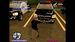 Let´s Show Gta San Andreas Reallife Server!! Auf German Extrem Reallife