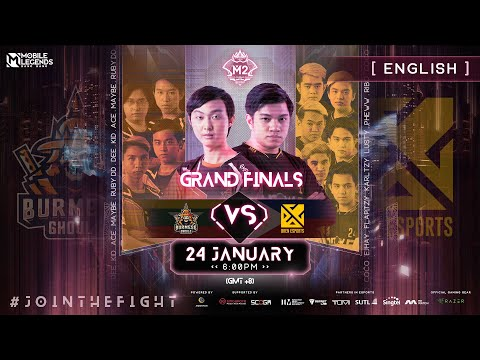 (ENGLISH) M2 Grand Finals   MLBB World Championship 2020   Singapore