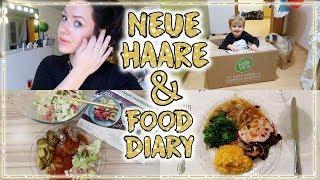 Totale Veränderung nach 10 Jahren💇🏻♀️•Food Diary mit Hello Fresh & Unboxing📦• Maria Castielle