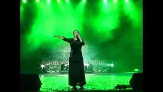 Луиза Салихова зажигательная лезгинка (Аварская)
