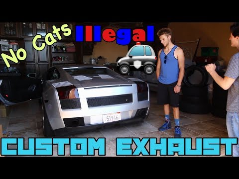 The Absolute Best Sounding Lamborghini Gallardo