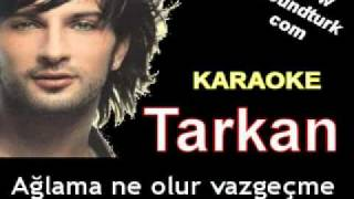 Tarkan - İnci Tanem karaoke