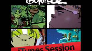 Gorillaz' Interview with 2-D & Murdoc (iTunes Session) - Part 2/3