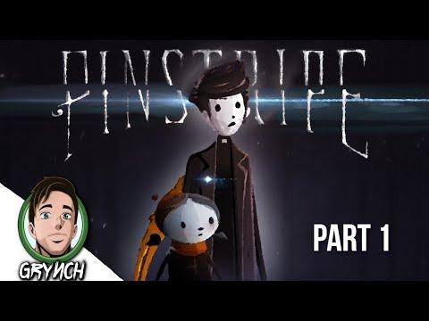 Pinstripe Gameplay | Indie Game by Thomas Brush Part 1 |