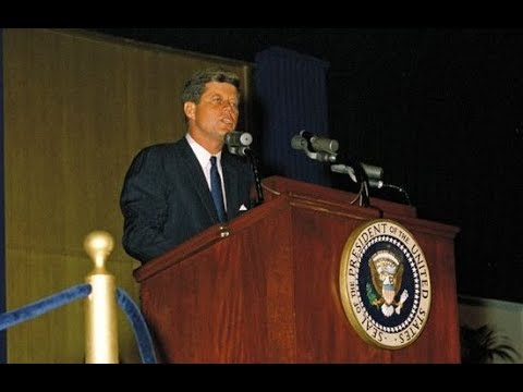 JFK'S SPEECH AT THE U.S. NAVAL ACADEMY IN ANNAPOLIS, MARYLAND (JUNE 7, 1961)