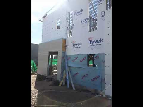 Steel framing - EIFS