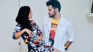 SHARING FLAT WITH UNMARRIED COUPLE !| Love Rudrakash | New Video