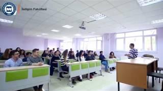 Marmara Üniversitesi İletişim Fakültesi Tanıtım Filmi