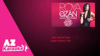 Roya- Kesin Bilgi (Karaoke- Minus -Playback)