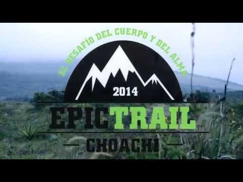 Epic Trail Choachí: Corriendo por la educación