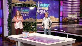 One Lucky Fan Rolls Down 'Ellen's Road to Riches'