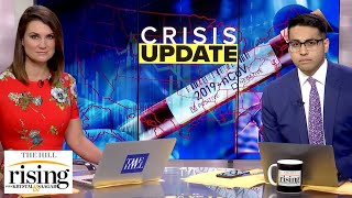 Rising Crisis Update: CNBC anchors clash on-air over coronavirus coverage