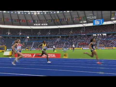 Richards wins first 400m World Title - from Universal Sports