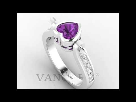 Vancaro Engagement Ring