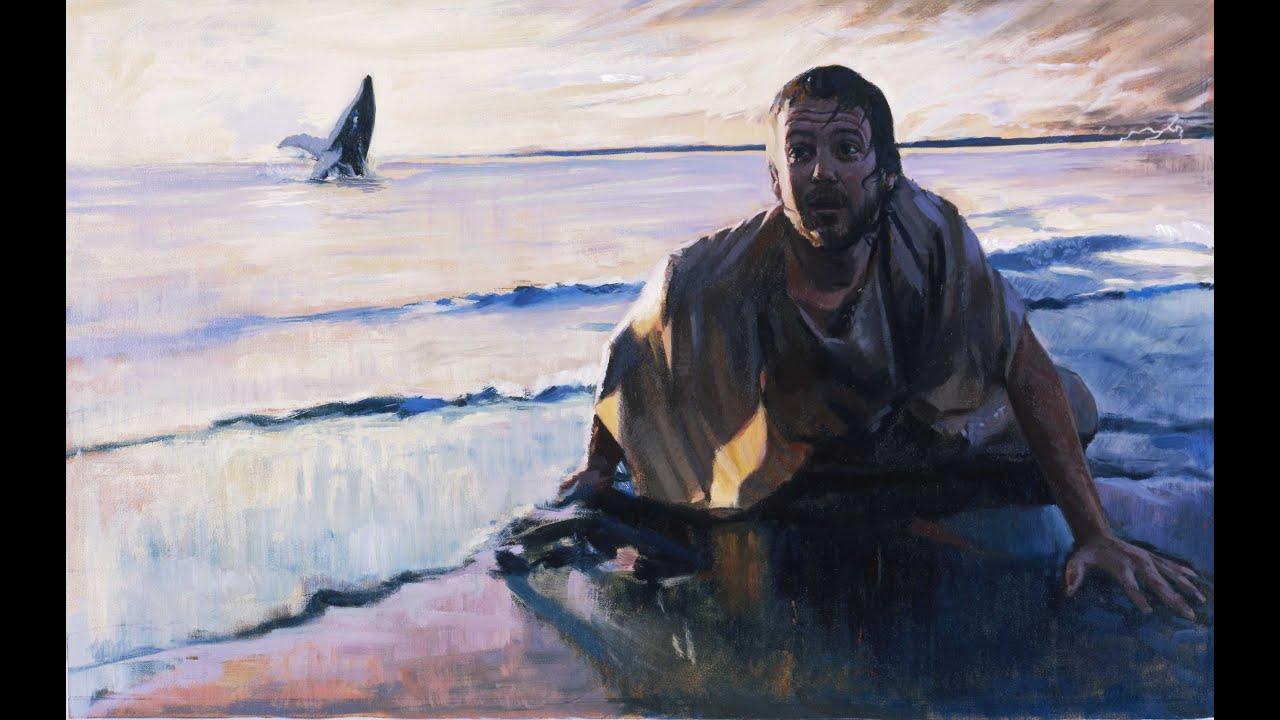 Jonah 3 1 10 Jonah I Want You To Go To Nineveh