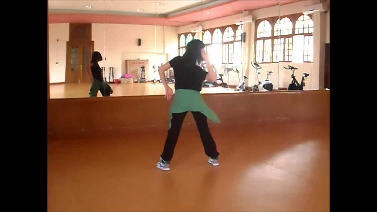 dance tutorial f x s electric shock part 1