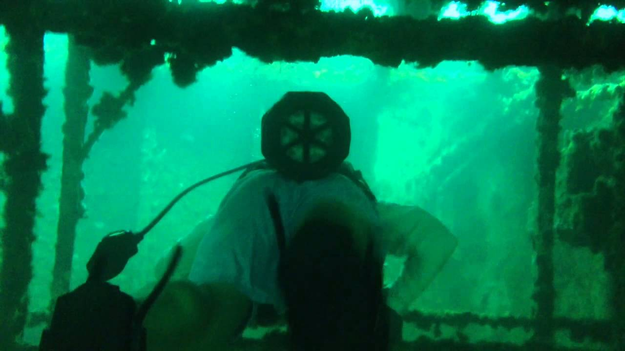 Naples Real Estate - Scuba Diving the U.S.S. Mohawk and ...