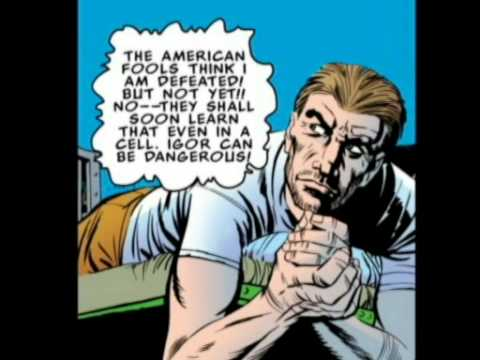 The Origin Of Hulk