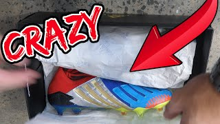 What Are These Crazy, Crazy Football Boots?!