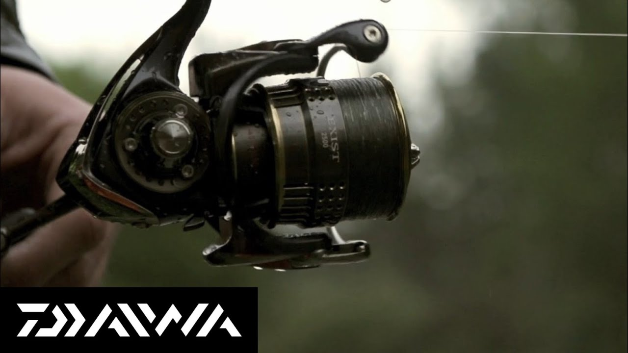 Daiwa Presents: Brand New 2015 Exist Reel - In Action