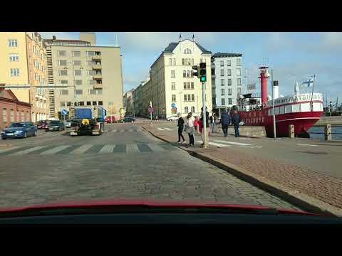 Helsinki Drive, Erottaja to Kalasatama