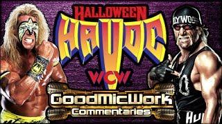 WCW Halloween Havoc 1998 REVIEW | Hogan vs Warrior | Goldberg vs DDP