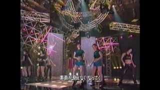 岡村さん曰く「Lolita Iketeru Sisters」    ランニングオン J-pop super dance unit