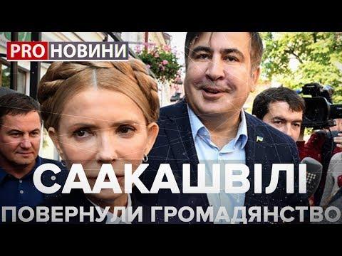 Повернення українського громадянства
