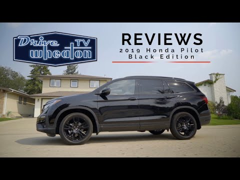 2019 Honda Pilot Black Edition | Review