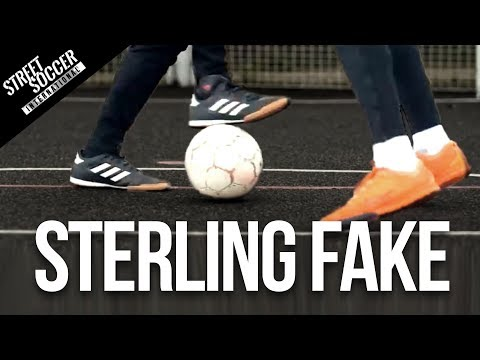 Sterling's Fake & Neymar Nutmeg | 4 Skill Tutorial! | Street Soccer International