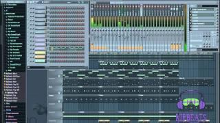 T.I. - Go Get It (Instrumental) (FL Studio Remake + FLP Download) (By KipBeats Cover Remix)