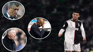 C. Ronaldo ● Goals That Made His Managers CRAZY |HD|