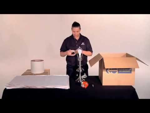 How to Pack a Table Lamp | Better Moving Tips